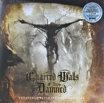 "CHARRED WALLS OF THE DAMNED - Creatures Watching Over The Dead (""White Smoke"" marbled vinyl.)"