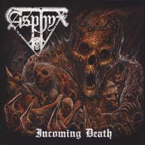 ASPHYX - Incoming Death (Red Vinyl)