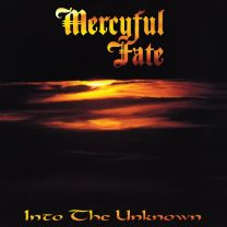 MERCYFUL FATE - Into The Unknown (Black Vinyl)