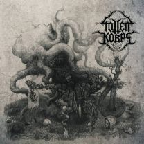 TOTTEN KORPS - Supreme Commanders Of Darkness (Milky Clear Vinyl)