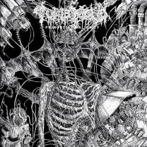 TOMB MOLD - Primordial Malignity (Highlight yellow vinyl)
