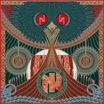 NIDINGR - The High Heat Licks Against Heaven (Opaque Dark Green Vinyl)