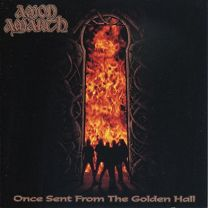 AMON AMARTH - Once Sent From The Golden Hall (Black Vinyl)