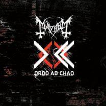 MAYHEM - Ordo Ad Chao (Crystal Clear vinyl)