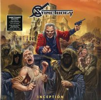 SANCTUARY - Inception (LP + CD)