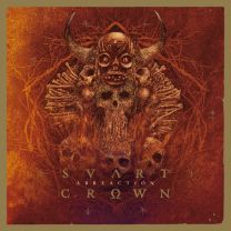 SVART CROWN - abreaction (Gold Vinyl )