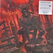 REPLACIRE - Do Not Deviate (Red Vinyl)