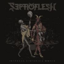 SEPTIC FLESH - Infernus Sinfonica MMXIX (Black Vinyl) + Free DVD