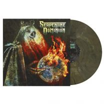 SERPENTINE DOMINION - Serpentine Dominion (Green Olive Marbled Vinyl)