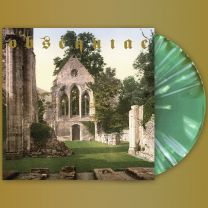 OBSEQUIAE - Aria Of Vernal Tombs (Olive Green / Doublemint / Gold Tri - Color Merge w/ White Splatter Vinyl)