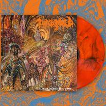 TOMB MOLD - Manor Of Infinite Forms (Neon Orange with Black Smoke Vinyl)