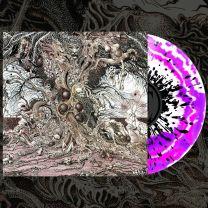ULTHAR - Providence (Neon Magenta / Neon Violet / White Tri-Color Merge w/ Black Splatter Vinyl)