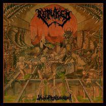 REPUKED - Dawn Of Reintoxication (Transparant Green Vinyl)