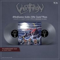 VARATHRON - Glorification Under The Latin Moon (Clear Vinyl)