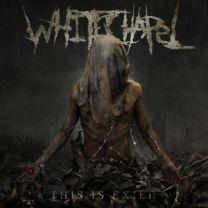 WHITECHAPEL - This Is Exile (Gold Transparent Vinyl)