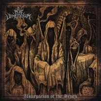 ARS VENEFICIUM - Usurpation Of The Seven (Gold vinyl)
