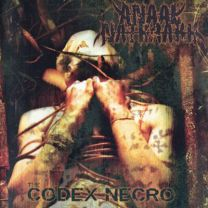 ANAAL NATHRAKH - The Codex Necro (Clear Violet Rose Marbled Vinyl)