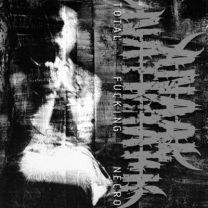 ANAAL NATHRAKH - Total Fucking Necro (White Black Marbled Vinyl)