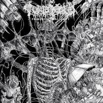 TOMB MOLD - Primordial Malignity (Grey Vinyl)