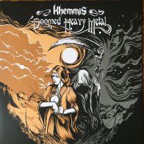 KHEMMIS - Doomed Heavy Metal (Ultra Clear w/ Black Smoke and Gold Splatter Vinyl)