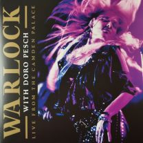 WARLOCK WITH DORO PESCH -  Live From The Camden Palace (Blue Vinyl)