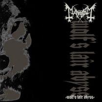 MAYHEM - Wolf's Lair Abyss (Clear Vinyl)