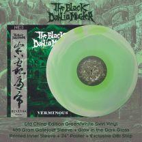 THE BLACK DAHLIA MURDER - Verminous ( Versminous Green/White Swirl Vinyl )
