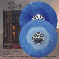 OPETH - In Cauda Venenum (Blue/White Swirl Vinyl)