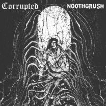 NOOTHGRUSH / CORRUPTED - Noothgrush / Corrupted (Grey Vinyl)